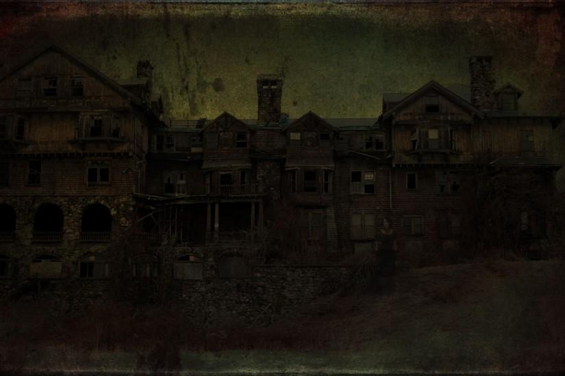 Haunted House wallpapers | Haunted House stock photos