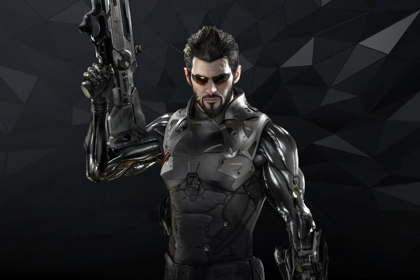 Deus Ex: Mankind Divided, Adam Jensen, HD