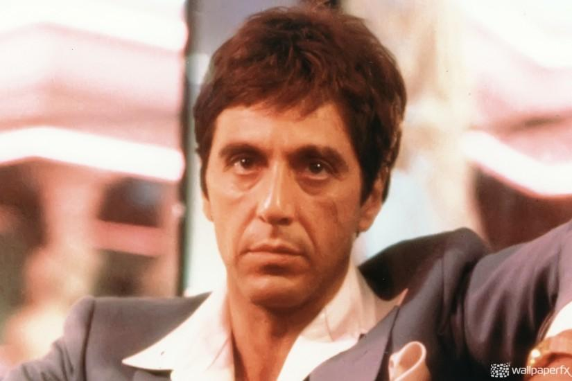movies people Scarface actors Al Pacino Tony Montana / 1920x1080 Wallpaper