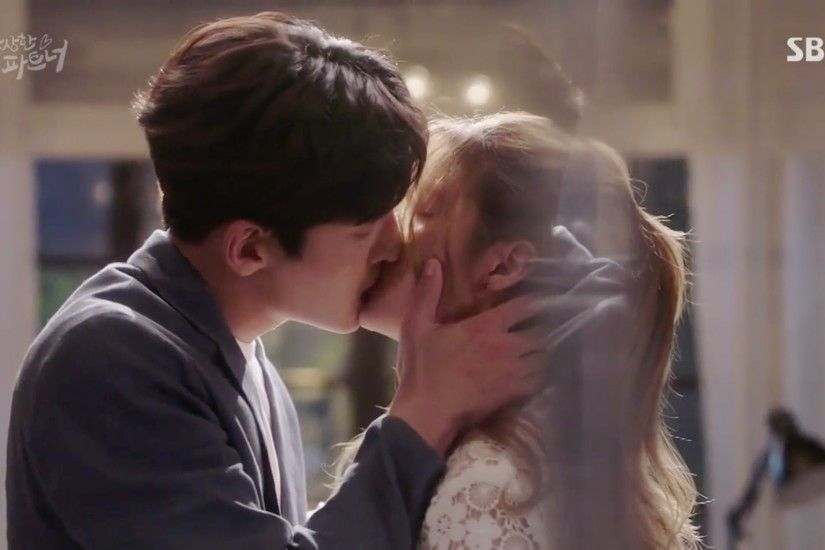 Watch: Ji Chang Wook And Nam Ji Hyun Try To Hide Their Embarrassment While  Filming Kiss Scene