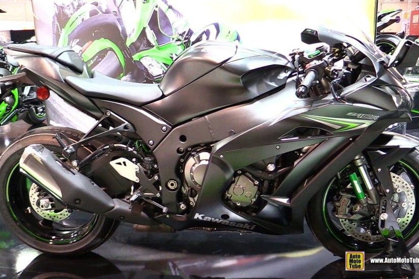 2016 Kawasaki ZZR1400 Wallpapers - 2016 Face on Cars Looks