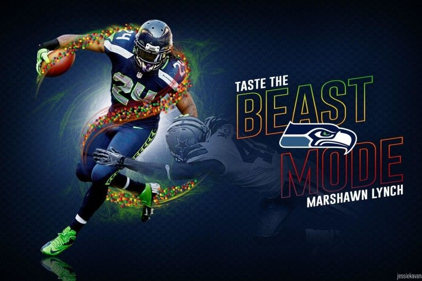 Marshawn Lynch Wallpaper - WallpaperSafari