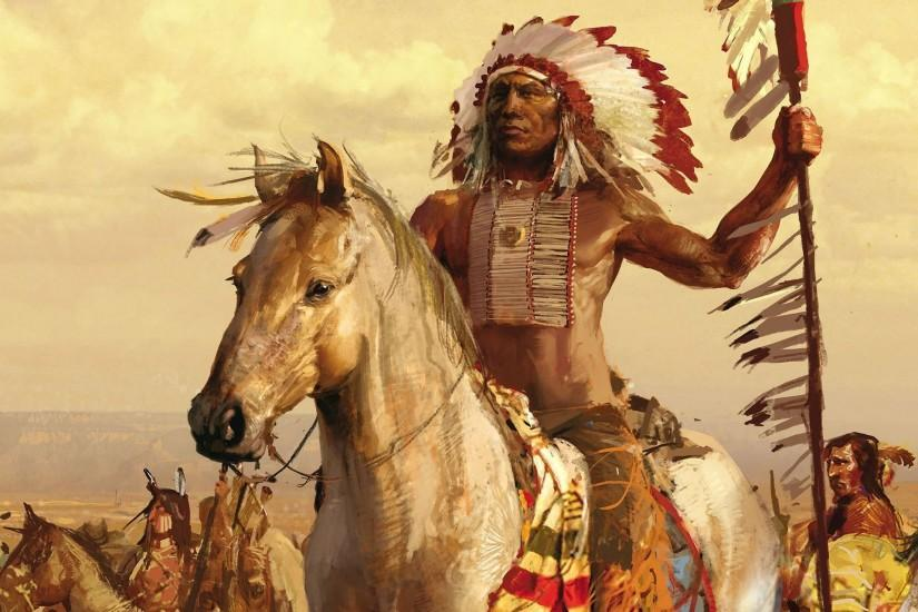 AGE-OF-EMPIRES WARCHIEFS indian native american strategy age empires  real-time western