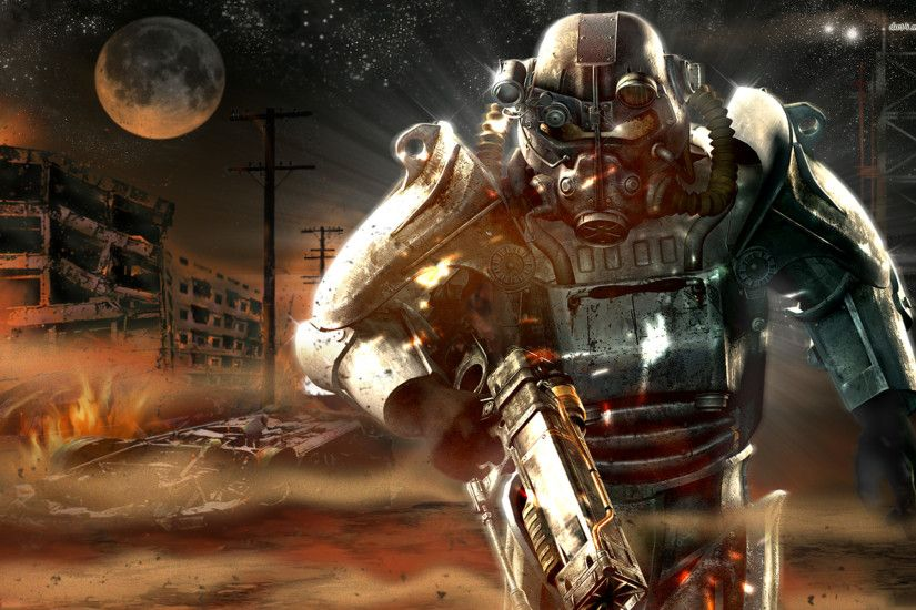 Fallout 3 wallpaper - Game wallpapers - #7930