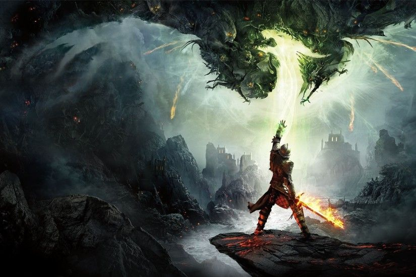 Dragon Age Inquisition Video Games Fantasy