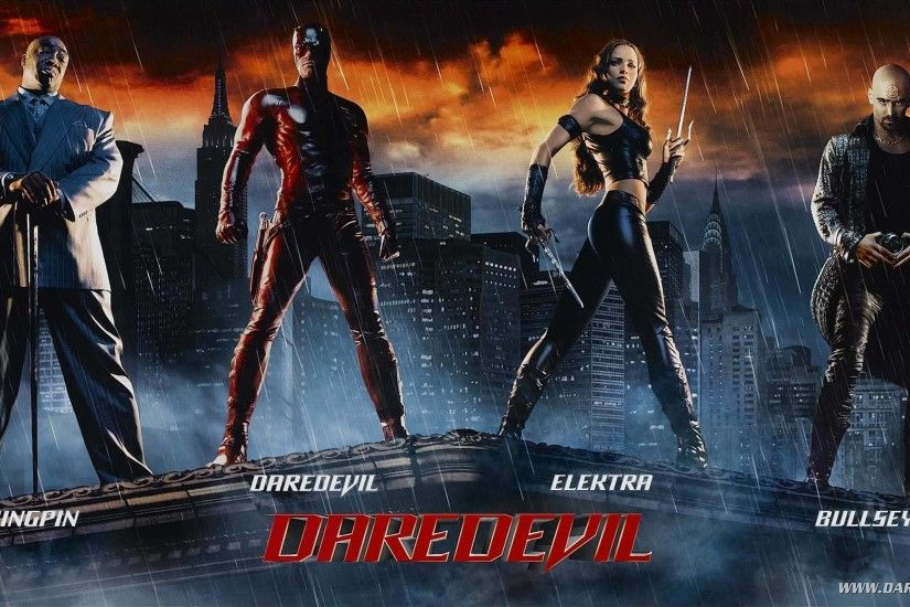 Daredevil Movie Wallpapers Widescreen ...