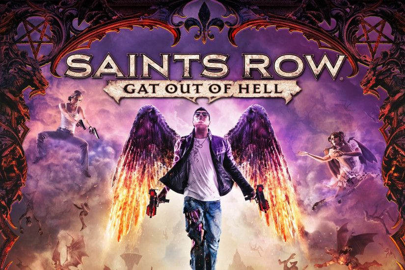 31 Saints Row: Gat Out Of Hell HD Wallpapers | Backgrounds - Wallpaper Abyss