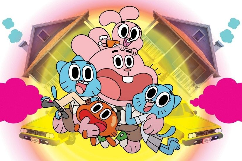 ... The Amazing World of Gumball Tina Rex Tobias Wilson William · HD  Wallpaper | Background ID:829612
