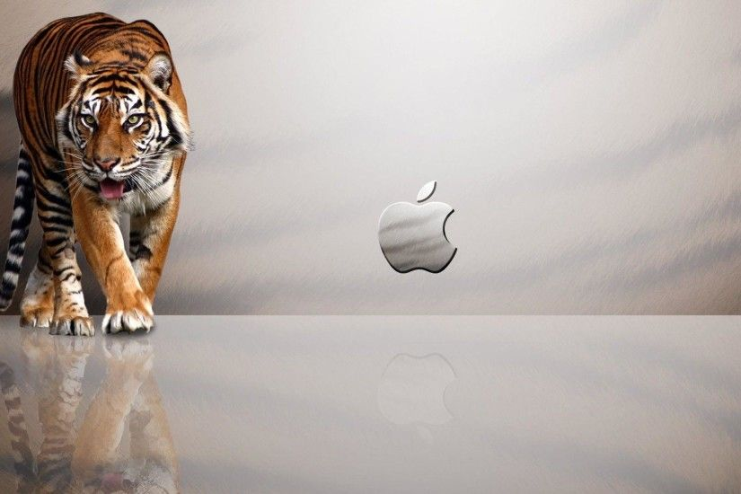 Apple Mac OS X Tiger Computer Wallpaper | warnerboutique