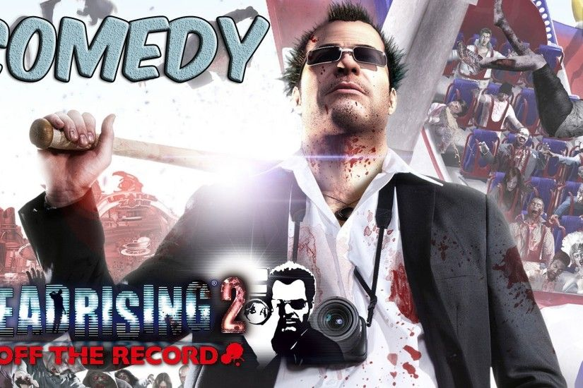 Dead Rising 2: Off the Record The Movie - YouTube Dead Rising 2 Wallpapers  ...