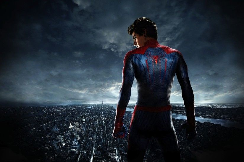 Amazing Spiderman HD Wallpapers Group