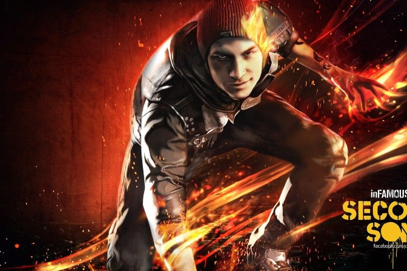 Infamous Second Son: All Bad Karma Ranks YouTube 2560×1440 Infamous Second  Son Wallpaper