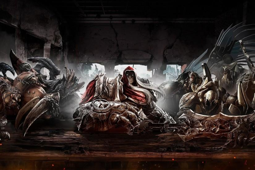 Darksiders HD Wallpaper 1920x1080 Darksiders HD Wallpaper 1920x1200 .