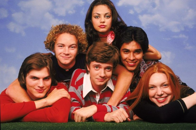 That 70's Show S1 Promotional Cast Photo