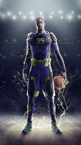 Kevin Durant | Pinterest | Kevin durant, NBA and KD Background ...