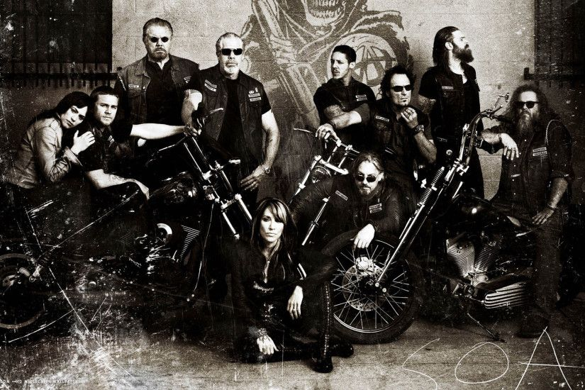 ... Sons of Anarchy Wallpaper! Post your best!