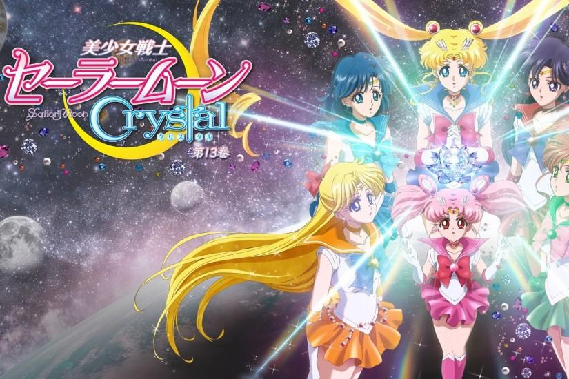 SAILOR MOON CRYSTAL BLU-RAY VOLUME #13 WALLPAPER ▶ DOWNLOAD:  https://www.dro.