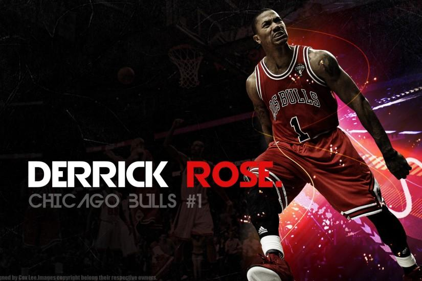 Derrick Rose (by ~ coxlee ) | 1920 x 1200