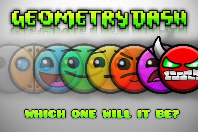 Geometry Dash Difficulty Wallpaper by TomPlumpton Geometry Dash Difficulty  Wallpaper by TomPlumpton