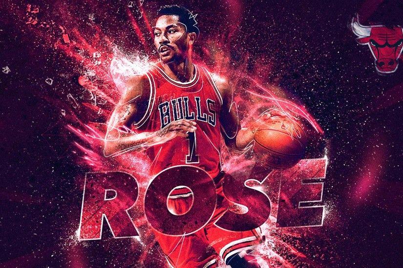 Derrick rose wallpaper hd wallpapertag - Derrick rose iphone wallpaper ...