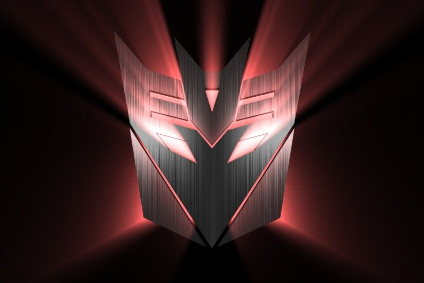 Comics - Transformers Dark Logo Wallpaper