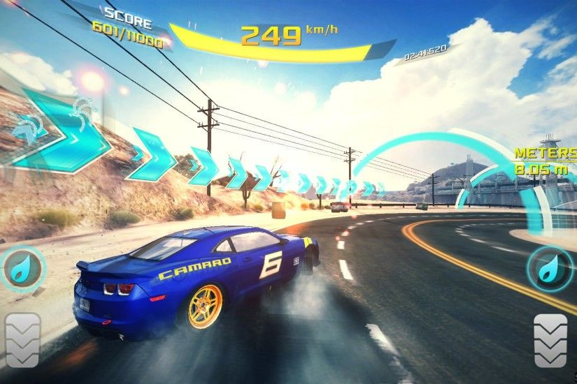 Asphalt 8: Airborne Video Review