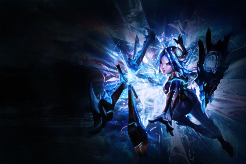 ... Irelia Wallpaper - League of legends by skeptec