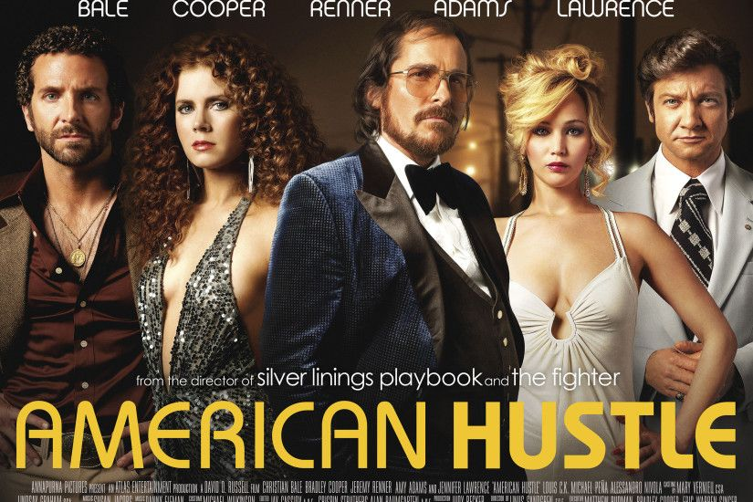 American Hustle Poster for 2560x2048