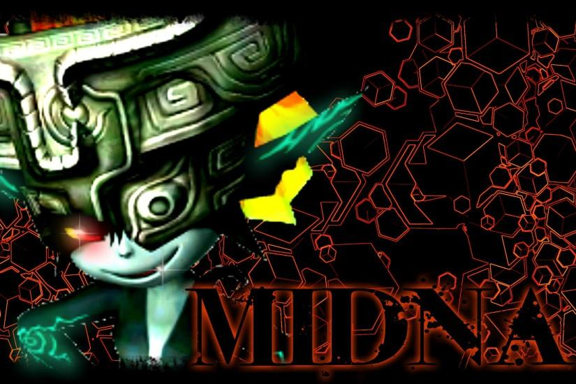 Midna wallpaper by NaziZombiesKiller on deviantART