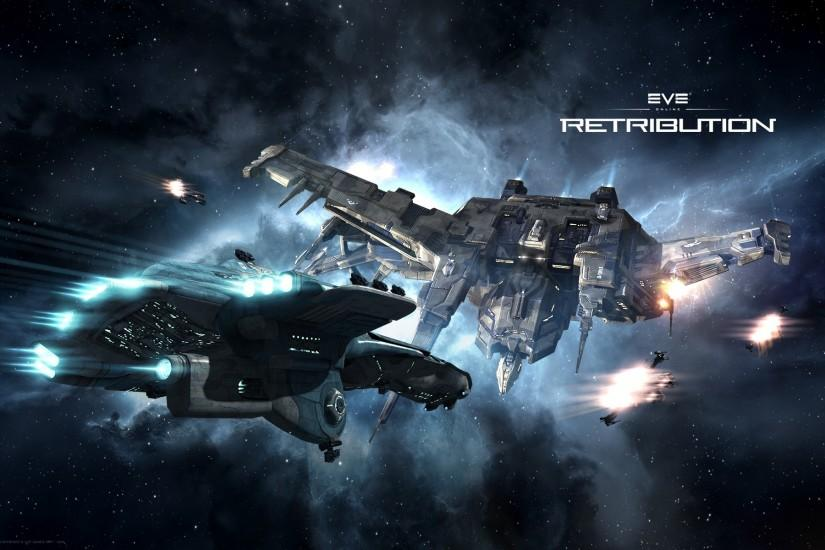 gorgerous eve online wallpaper 1920x1200 laptop