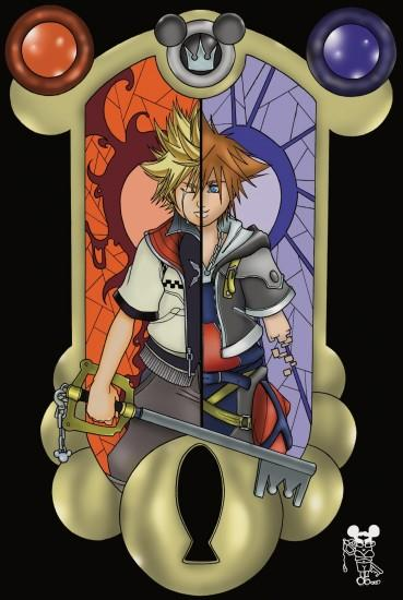 Kingdom Hearts 2 wallpapers for android