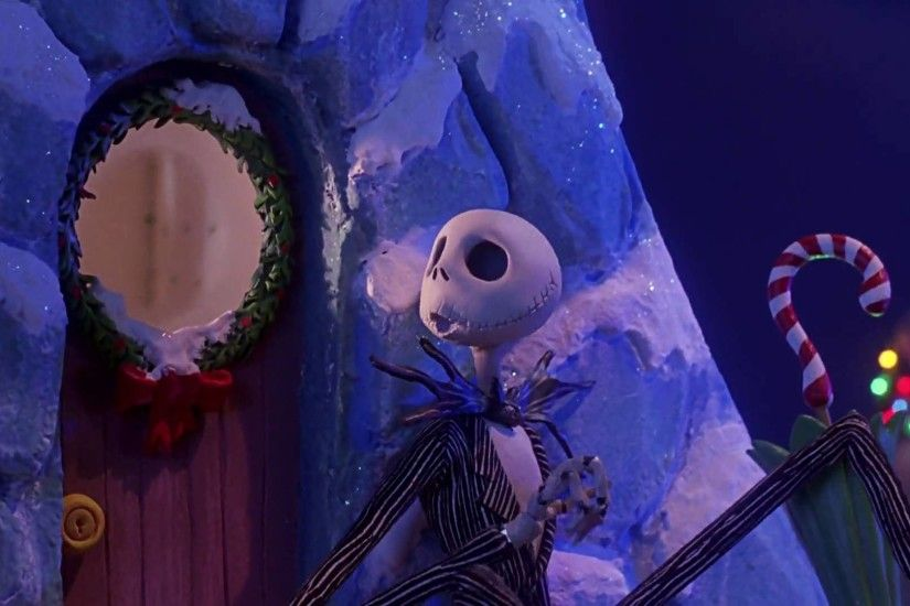 in HD (from The Nightmare Before Christmas) - YouTube