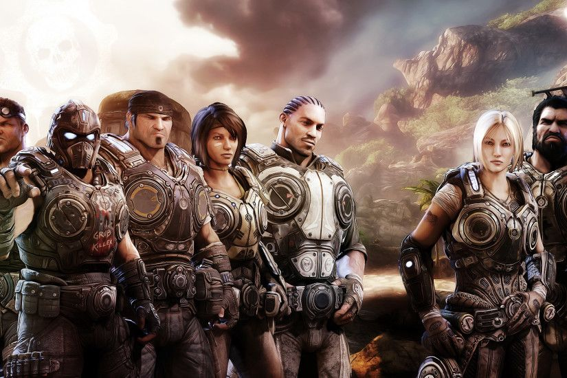 Gears of War 3 Xbox Game wallpapers (66 Wallpapers)