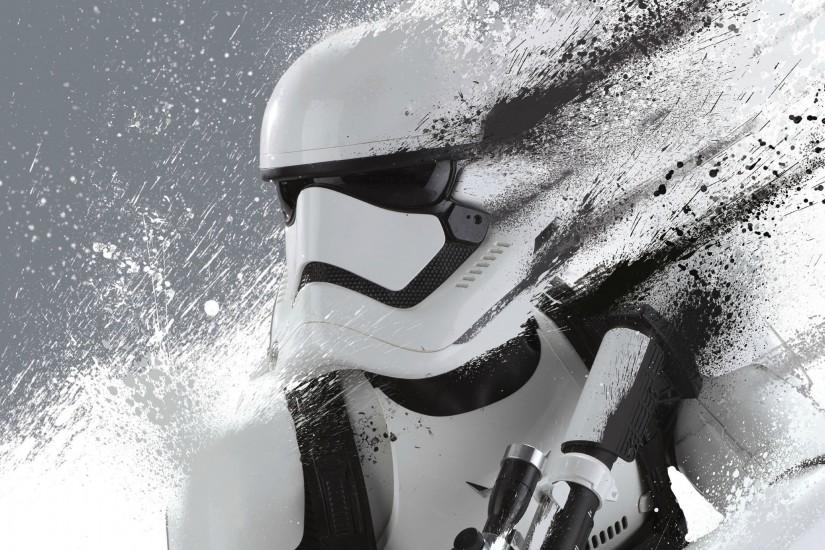 Star Wars, Storm Troopers, First Order, Star Wars: Episode VII The Force  Awakens Wallpaper HD