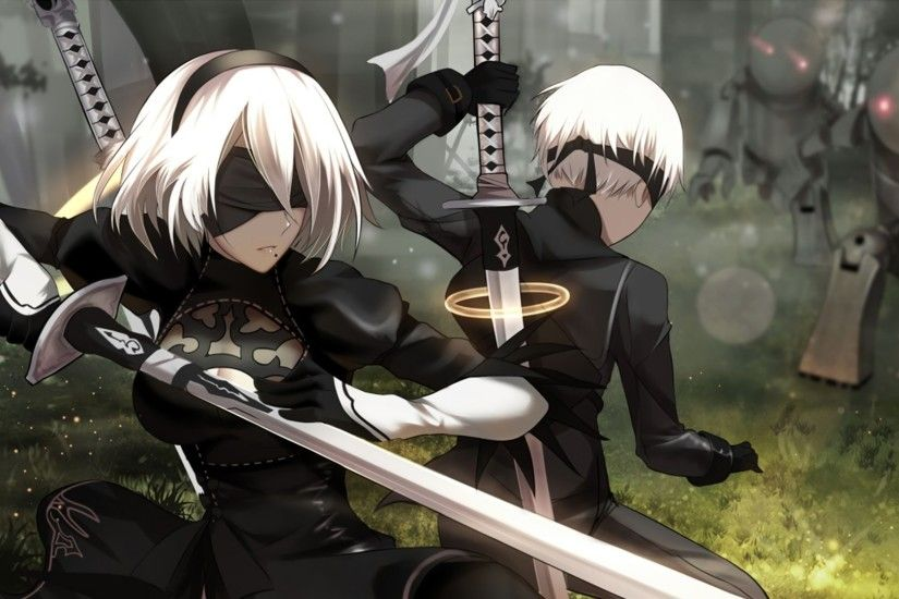Video Game - NieR: Automata YoRHa No.2 Type B Wallpaper