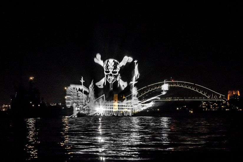A Pirate Ghost Ship Is Sailing Sydney Harbour This Week