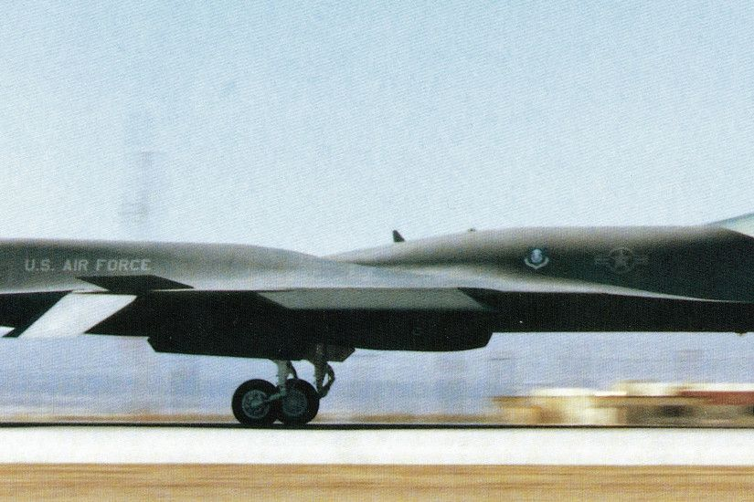 Air Force YF-23
