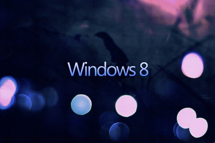 Preview wallpaper windows 8, microsoft, logo, highlights, abstraction  3840x2160