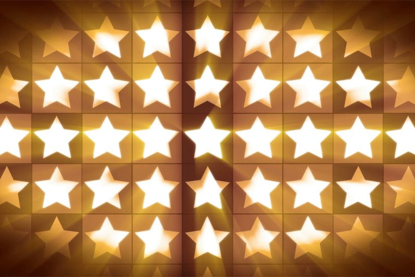 Golden music background with twinkling stars loop Motion Background -  VideoBlocks