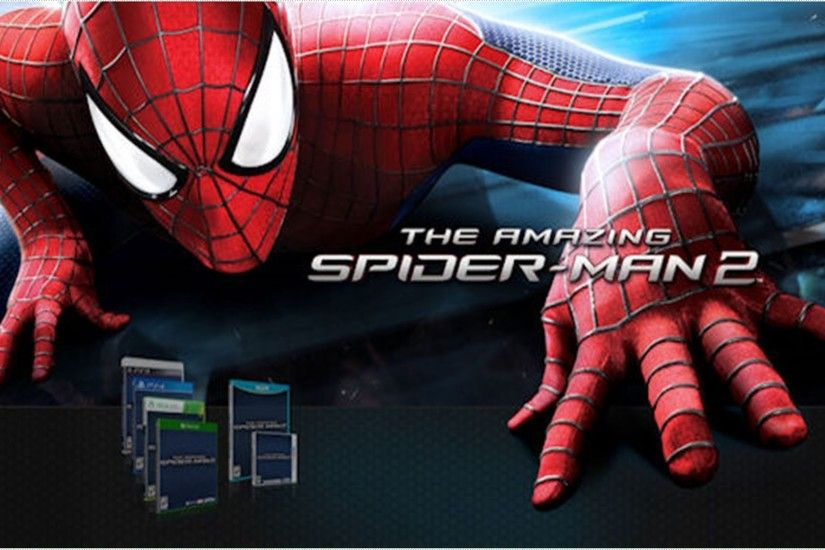 The-Amazing-Spider-Man-HD-Desktop-Backgrounds-The-