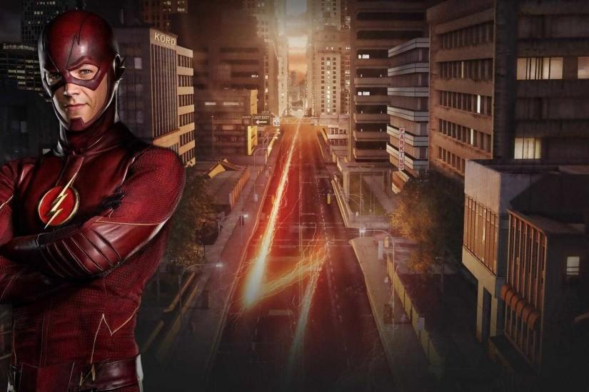 HD Wallpaper | Background ID:651351. 1920x1080 TV Show The Flash ...