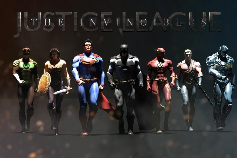 justice league wallpaper 1920x1080 for mac