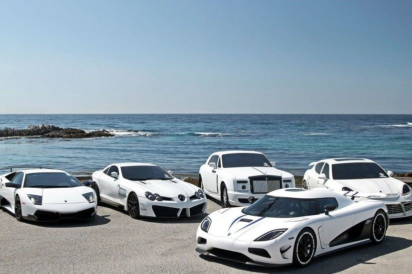 White Supercars Hd Car Wallpaper #762 | Top Cars Wallpaper