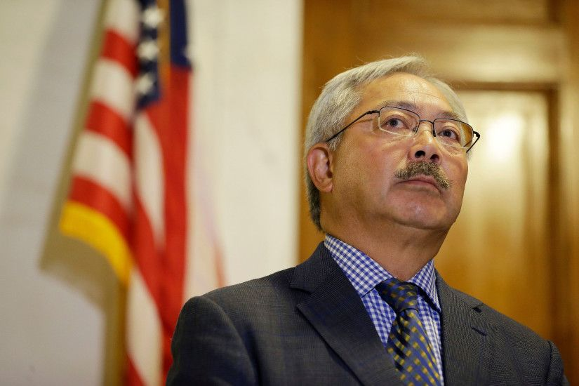 San Francisco Mayor Lee Dies At 65