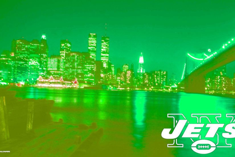 new york jets on ny skyline hd