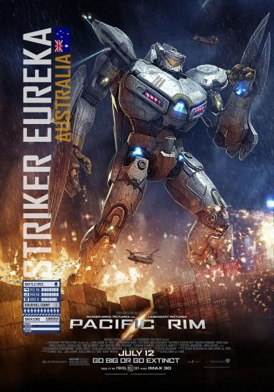 Pacific Rim images Pacific Rim - Poster HD wallpaper and background photos