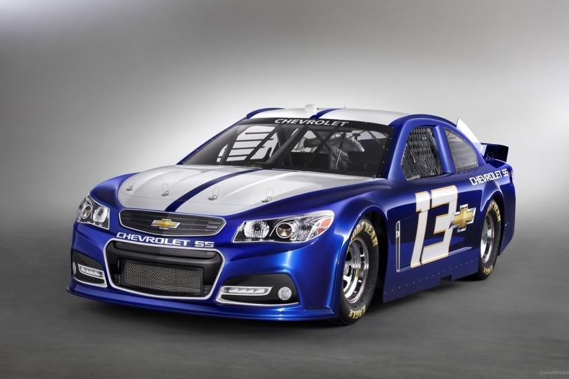 Chevrolet NASCAR SS Race Car 2013