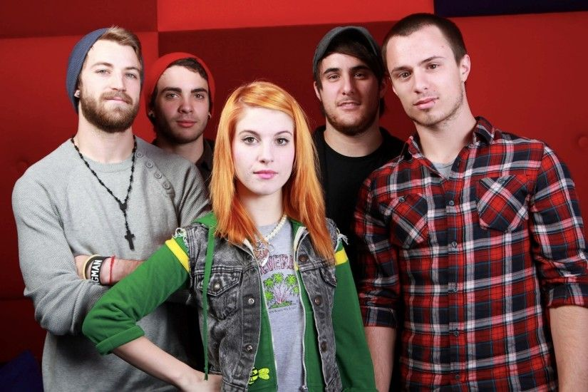Music - Paramore Pop Rock Hayley Williams Music Wallpaper
