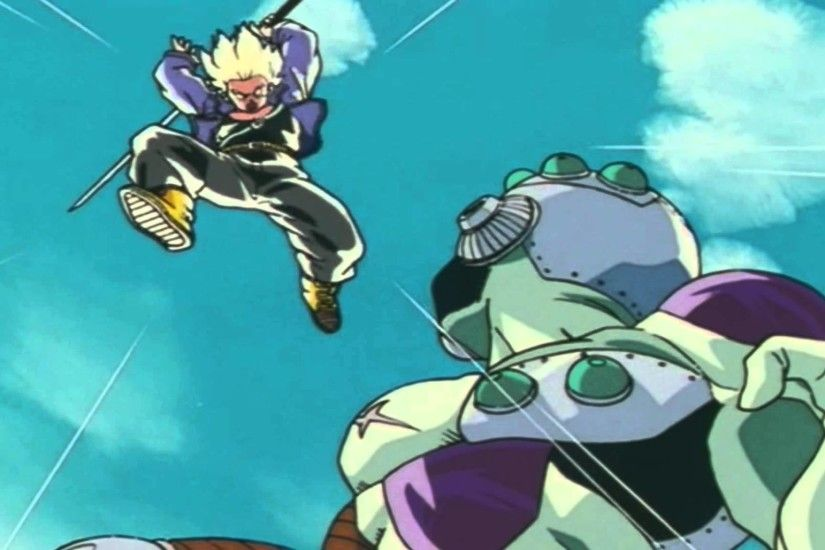 ... Image Gallery of Trunks Vs Frieza ...