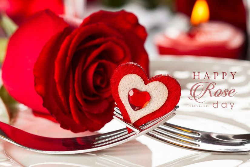 Happy Rose Day HD Wallpaper Happy Rose Day, 2014, Red Roses, Sweet Heart